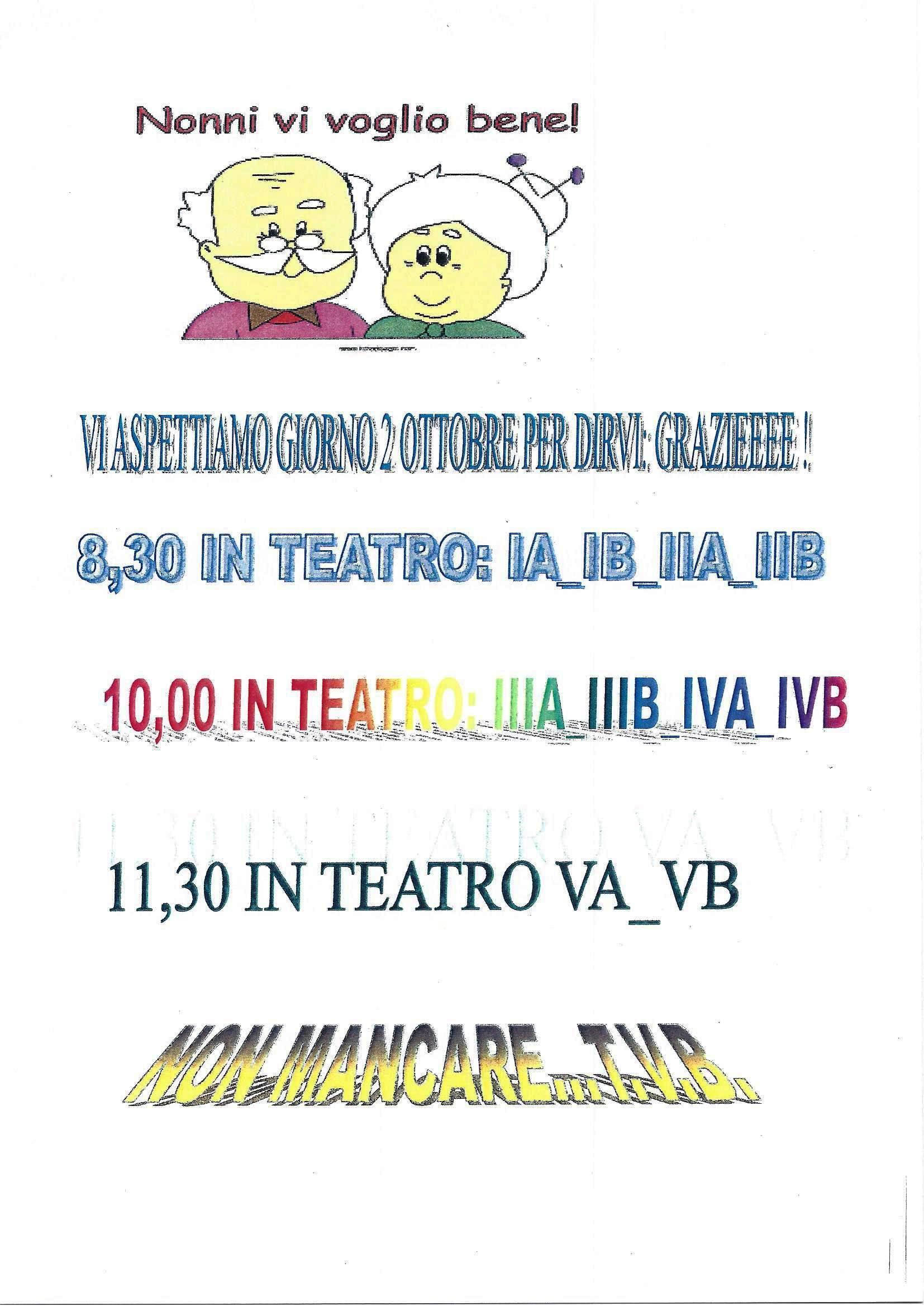 Calendario Festa Dei Nonni.Festa Dei Nonni Primaria Istituto Filippo Smaldone Roma