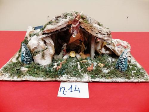 Presepe di Natale n° 14