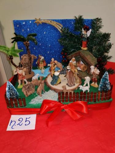 Presepe di Natale n° 25